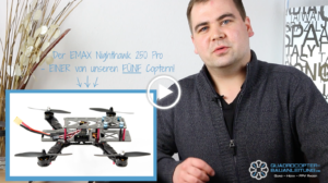 Drohne selber bauen - Quadrocopter Bauanleitung