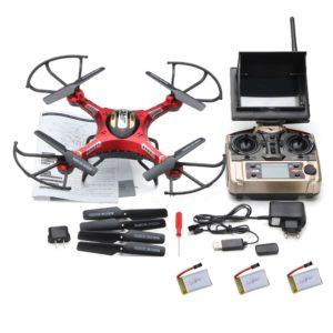 Quadrocopter mit HD Kamera - JJRC H8D RC Quadrocopter Drone