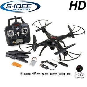 Quadrocopter mit HD Kamera - s-idee 01508 Quadrocopter X5SC Explorer